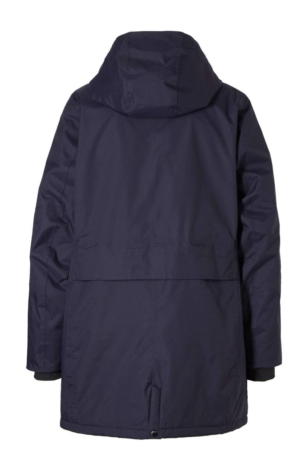 Luhta outdoor jas, Blauw