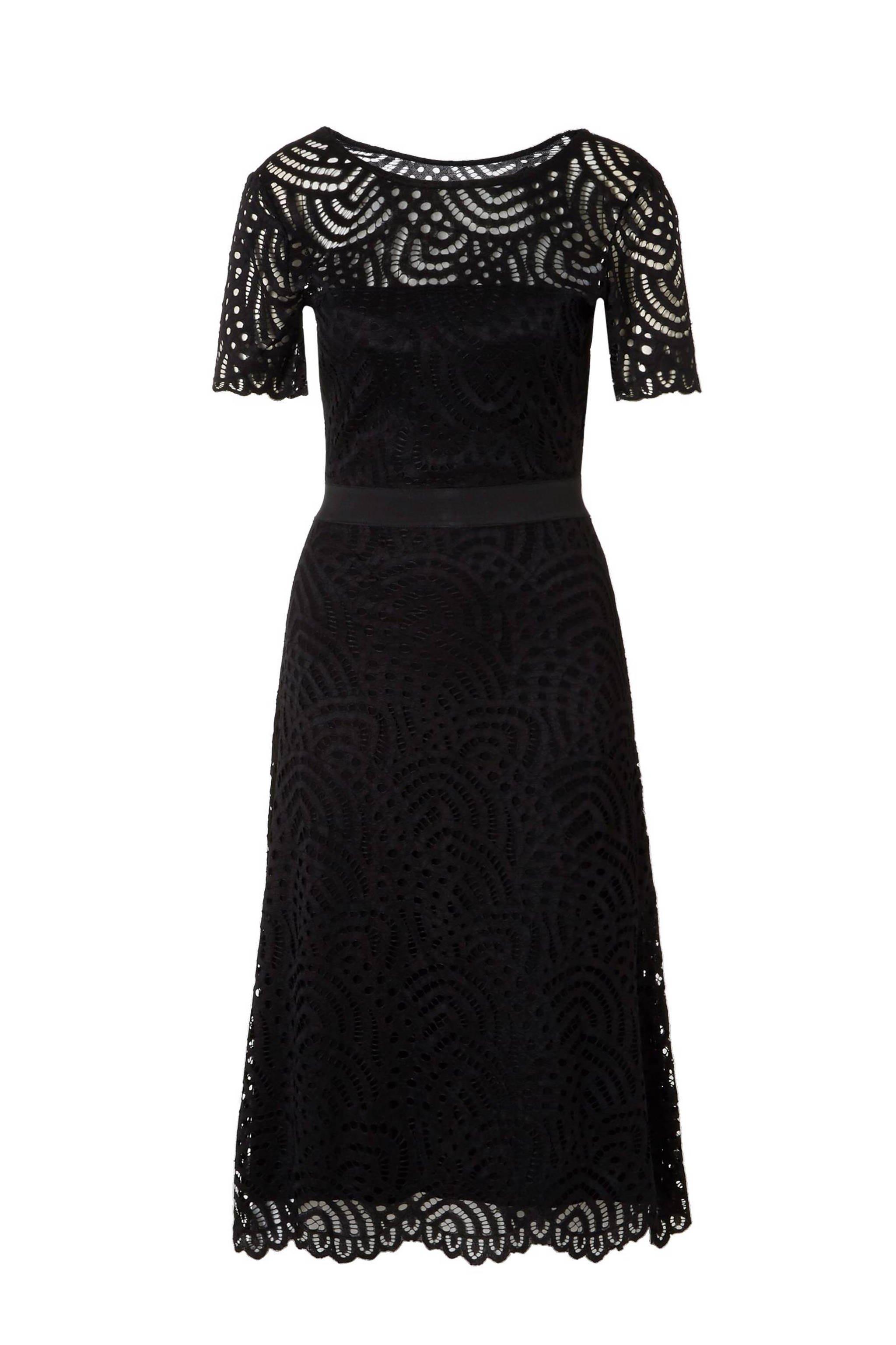 Favoriete whkmp's own kanten jurk | wehkamp &CR39