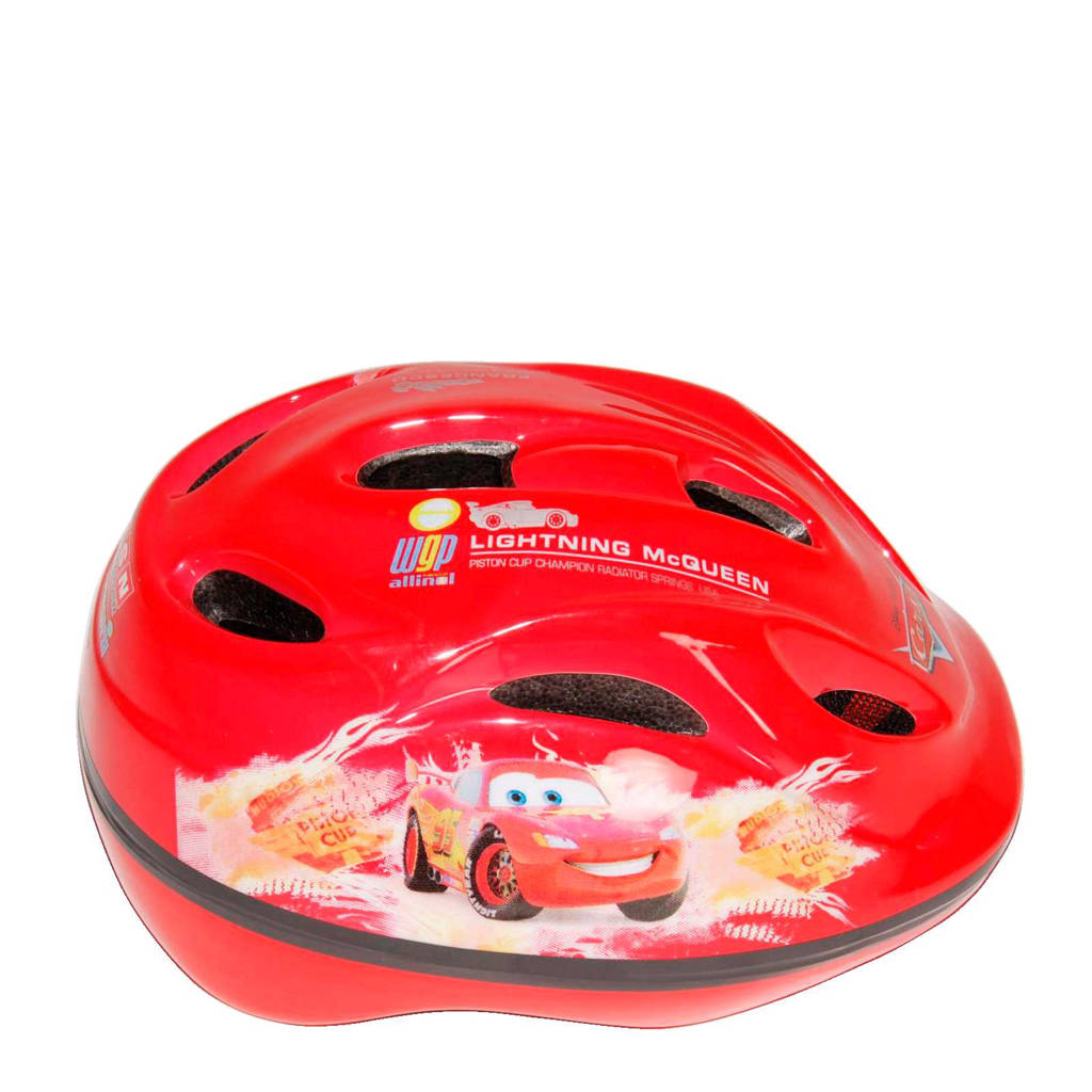 Disney Cars kinderhelm, Rood