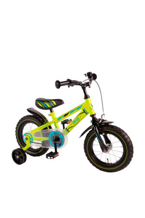 Electric Green 12 inch kinderfiets 12 inch Groen