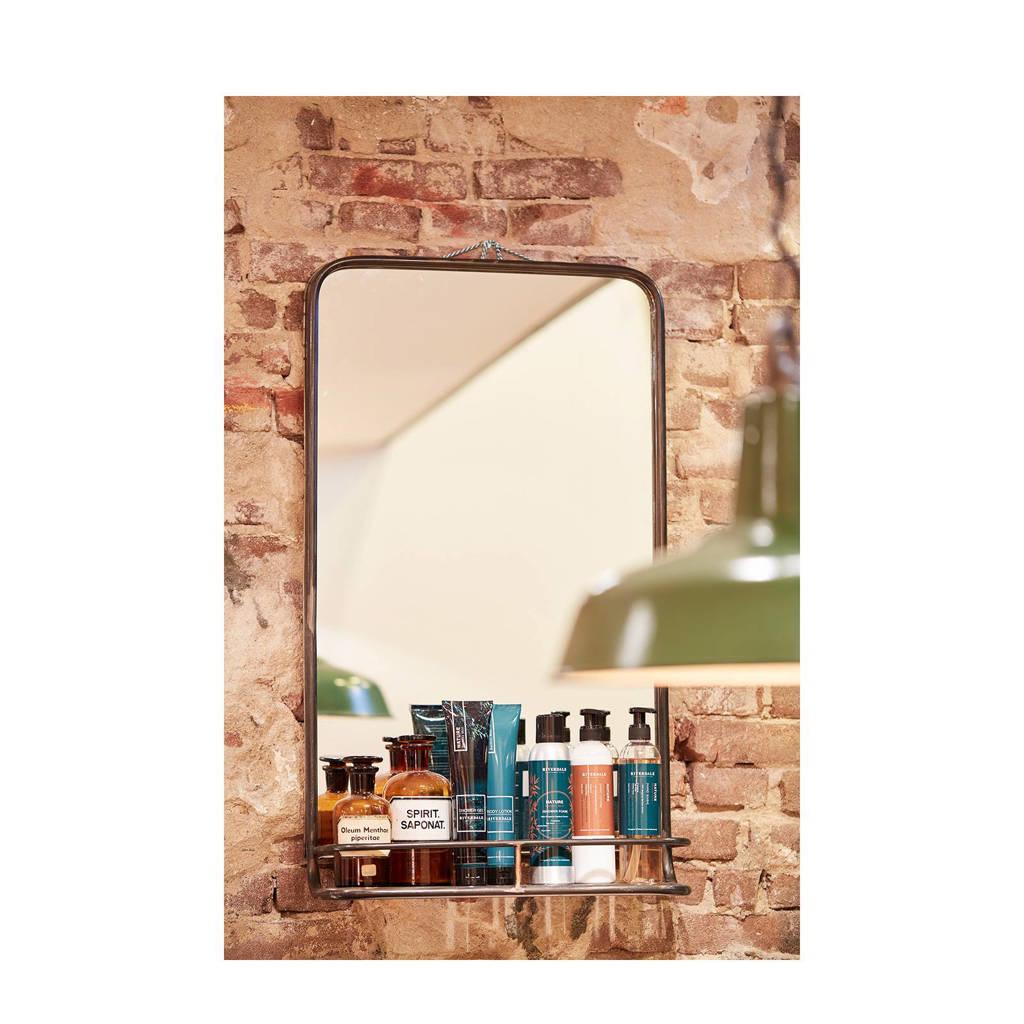 Riverdale spiegel Pure (46x80 cm), Zwart