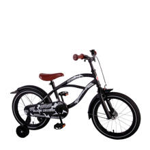 Black Cruiser 16 inch kinderfiets