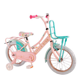 Little Diva 16 inch kinderfiets