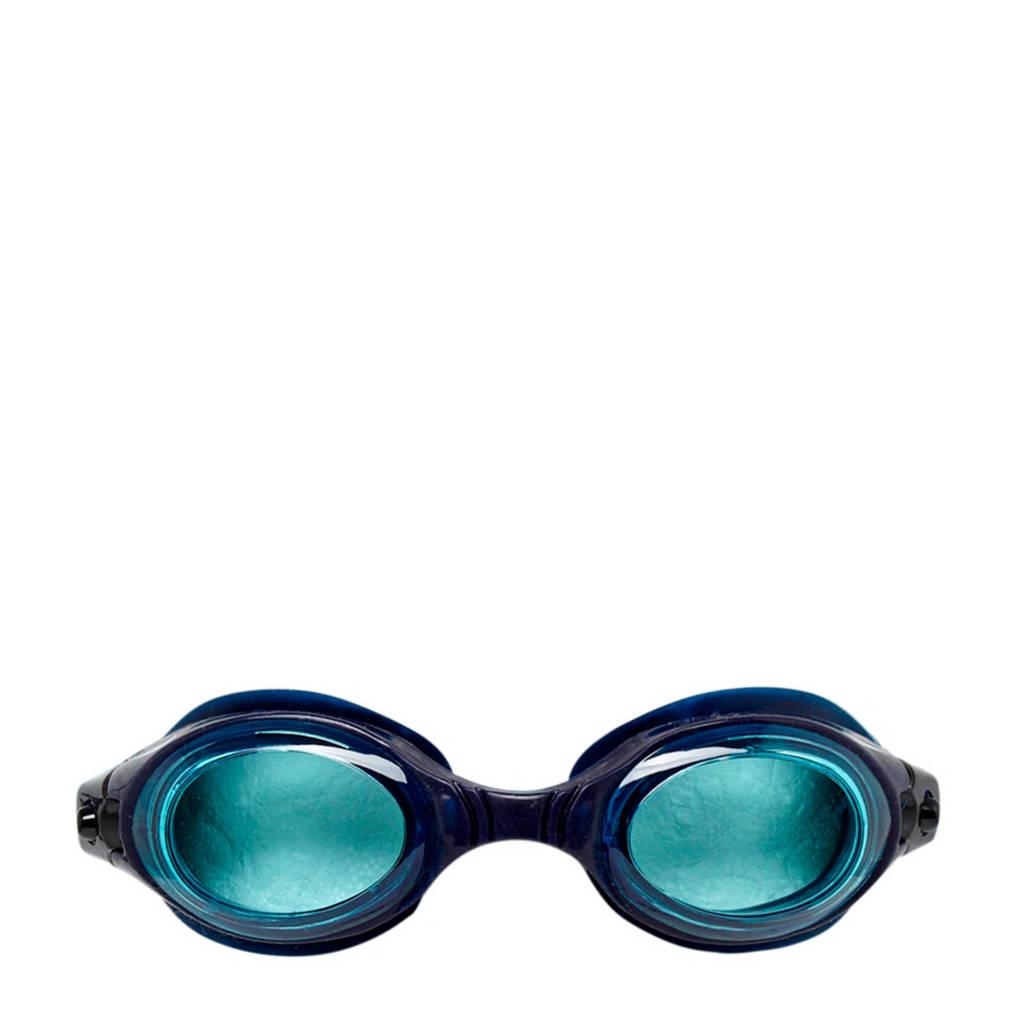 Nike zwembril, Blauw/zwart