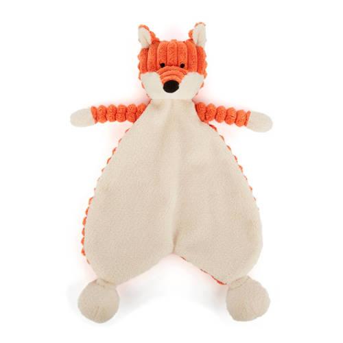 Jellycat Knuffeldoekje Fox