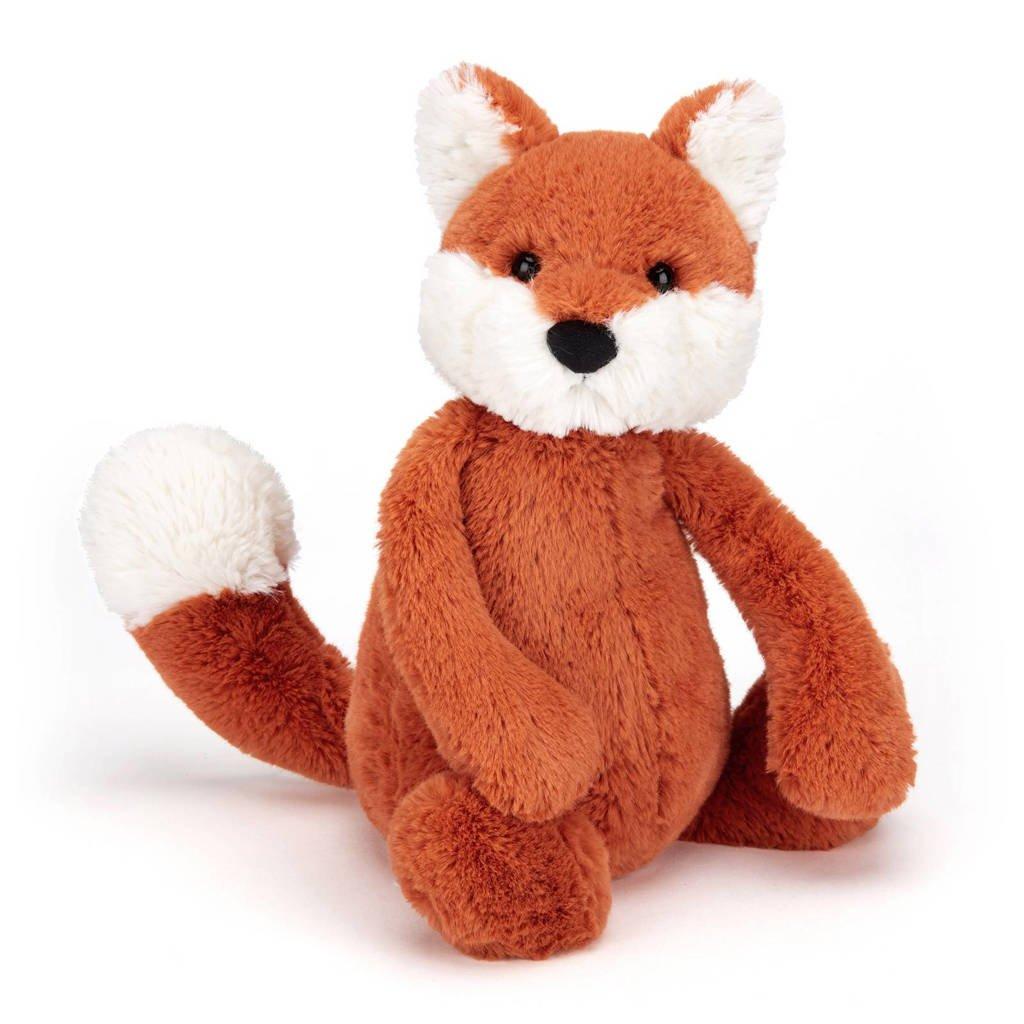 Jellycat Bashful vos knuffel 31 cm