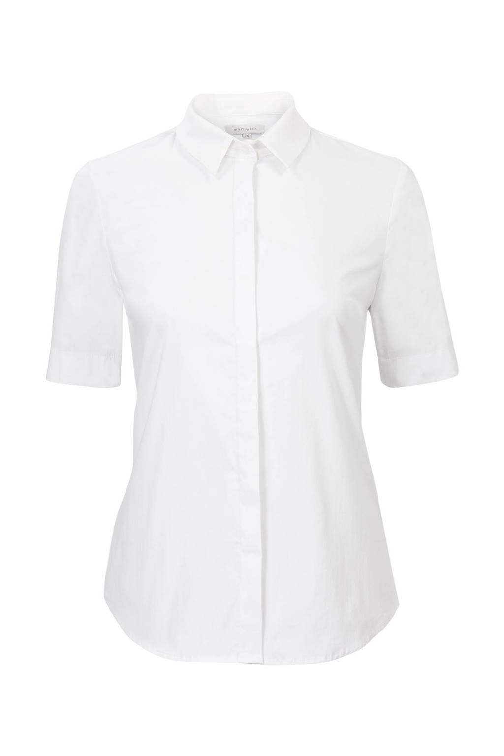 PROMISS blouse, Wit