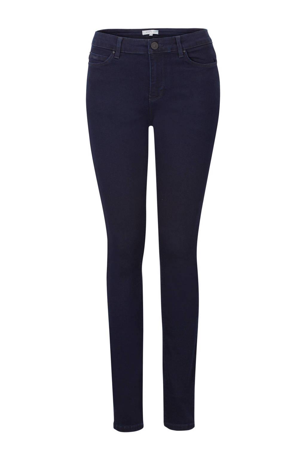 PROMISS skinny jeans donkerblauw, Donkerblauw