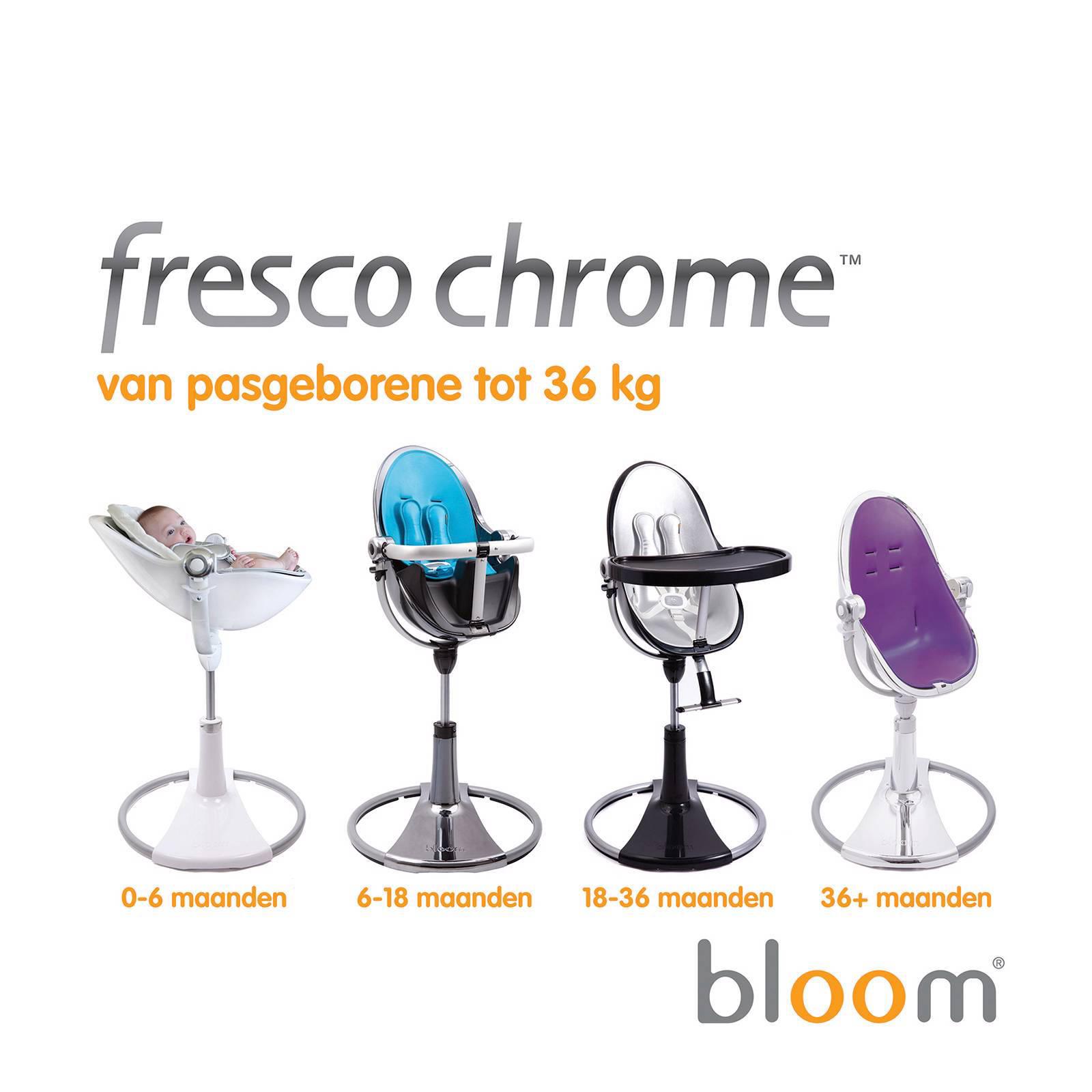 Kinderstoel 0 Maanden.Bloom Fresco Starterkit Rock Red Wehkamp