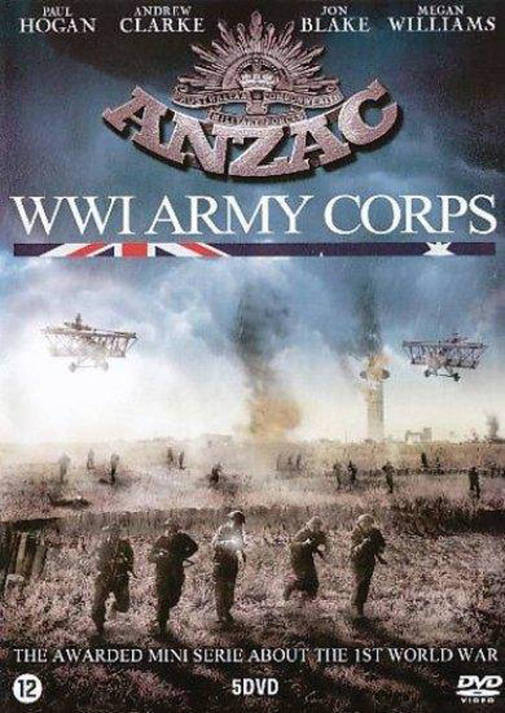 WWI army corps - Anzacs (DVD)