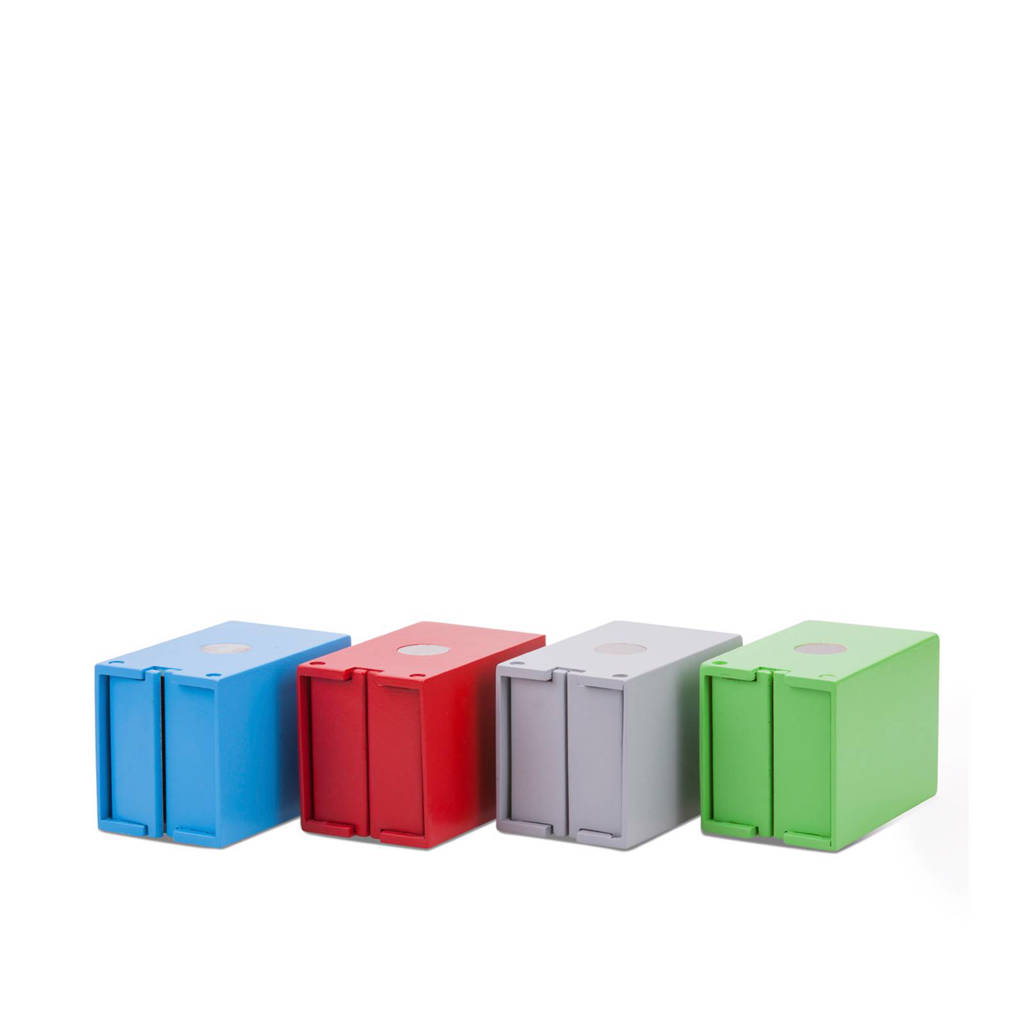 New Classic Toys houten container set