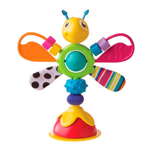 Freddie de vuurvlieg kinderstoel speeltje