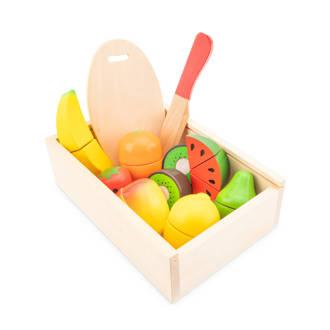 houten fruitbox snijset