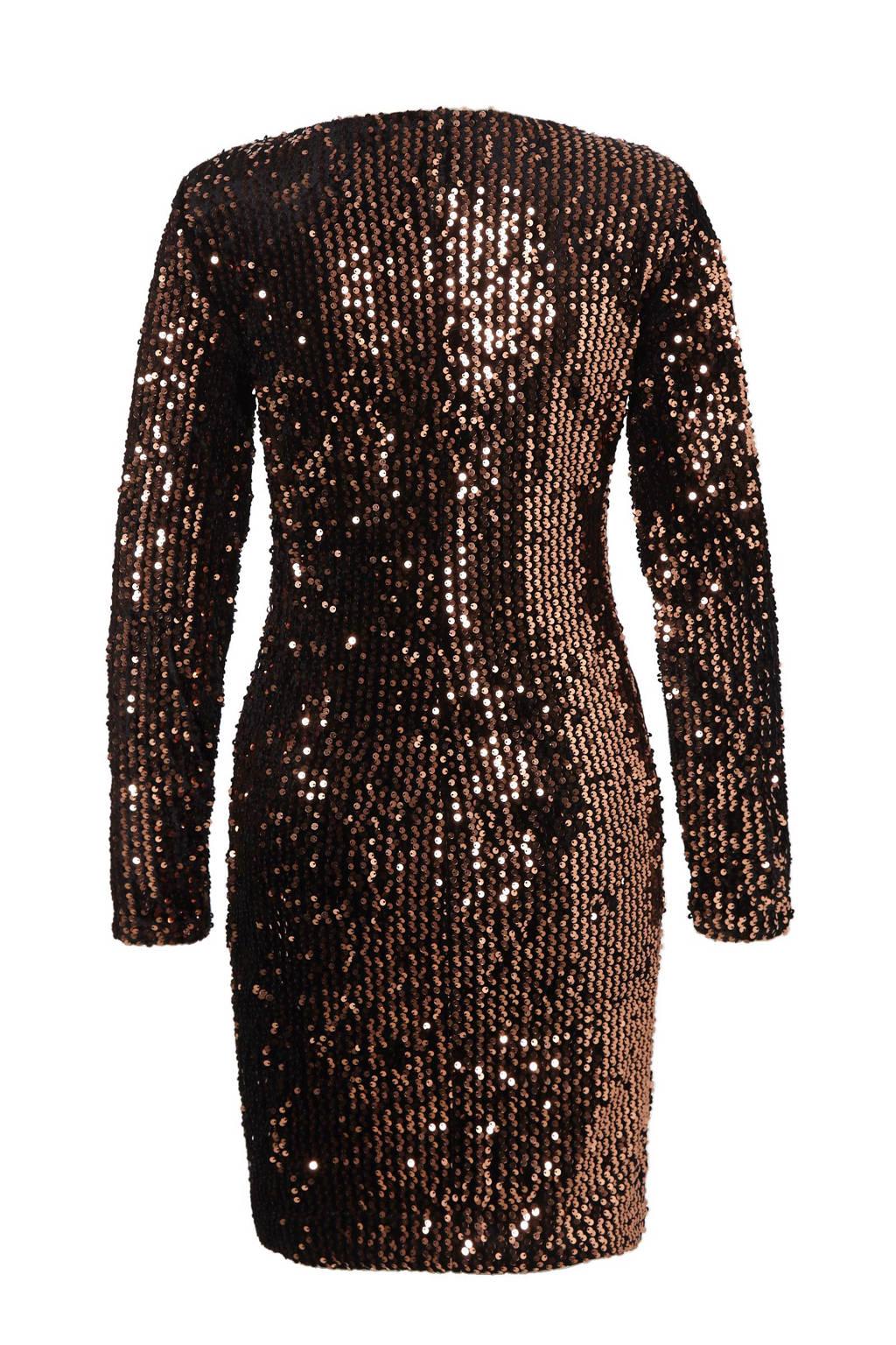 838c0c299f345d ONLY pailletten jurk