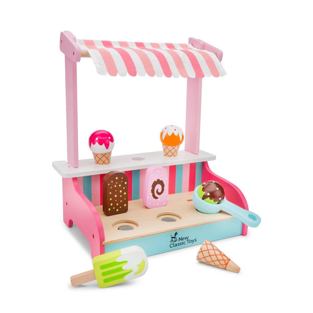 New Classic Toys houten ijskraam