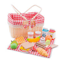 New Classic Toys houten picknickset