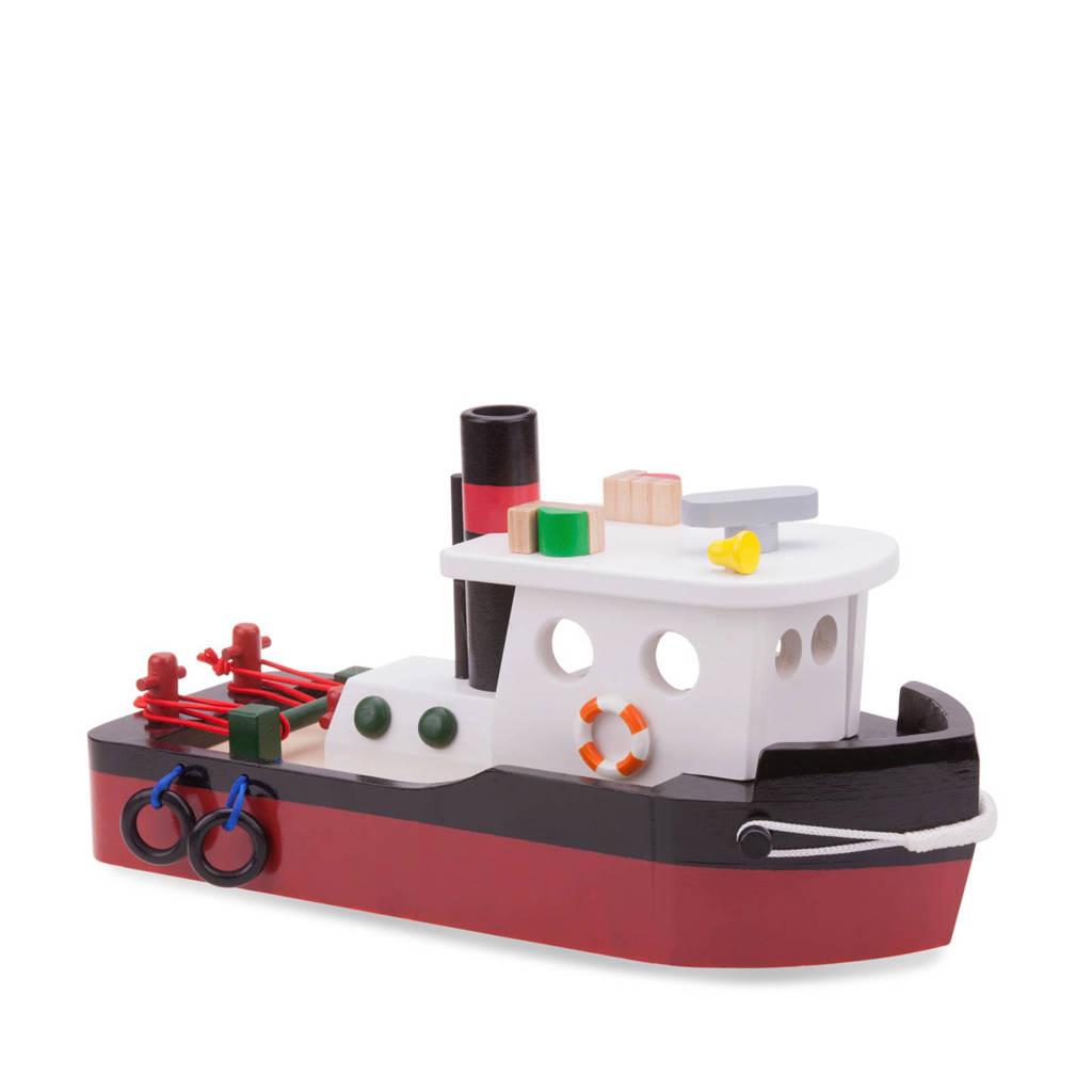 New Classic Toys houten sleepboot