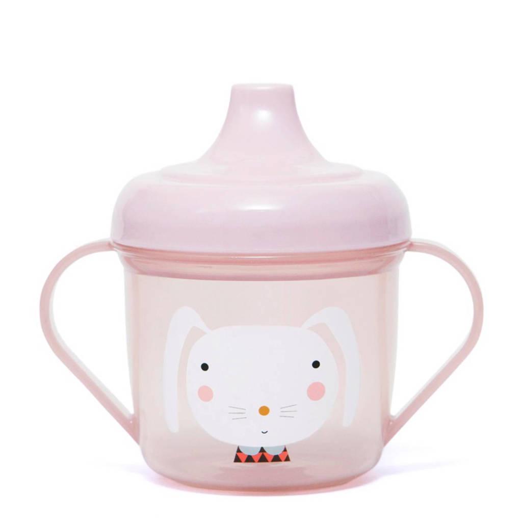 Petit Monkey tuitbeker (190 ml), Roze
