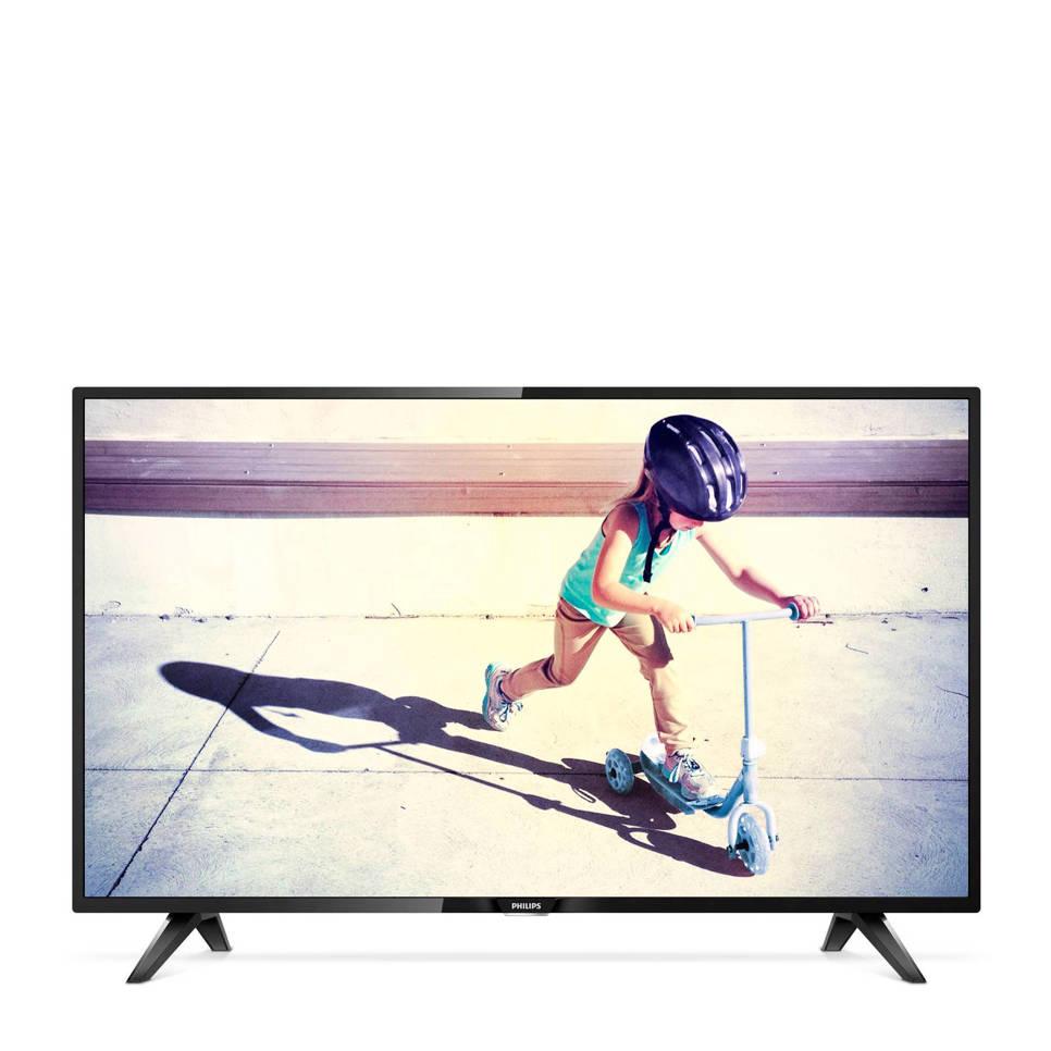Philips 32PHS4112/12  HD Ready LED tv, Zwart