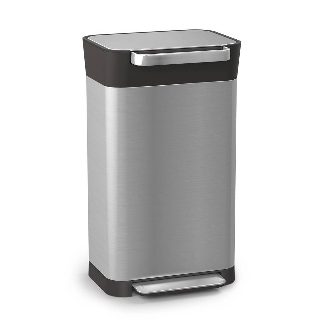 Goede Joseph Joseph Intelligent Waste Titan prullenbak, 60 liter | wehkamp OE-16