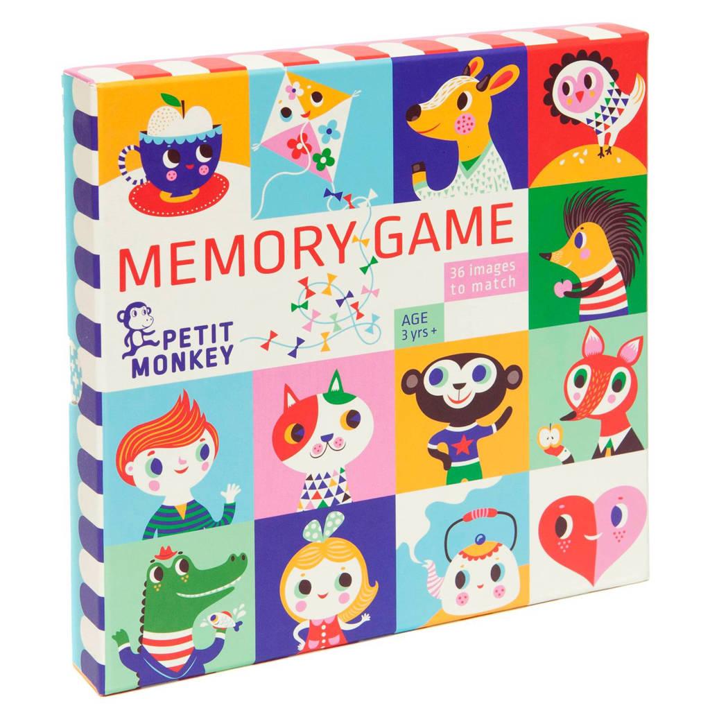 Petit Monkey memory kinderspel