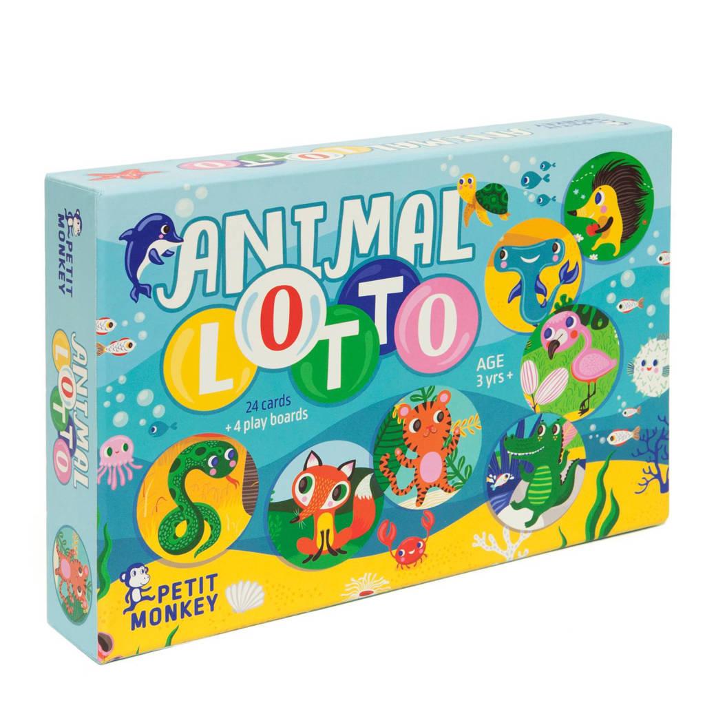 Petit Monkey lotto spel kinderspel