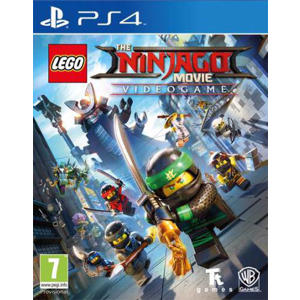Ninjago movie game (PlayStation 4)