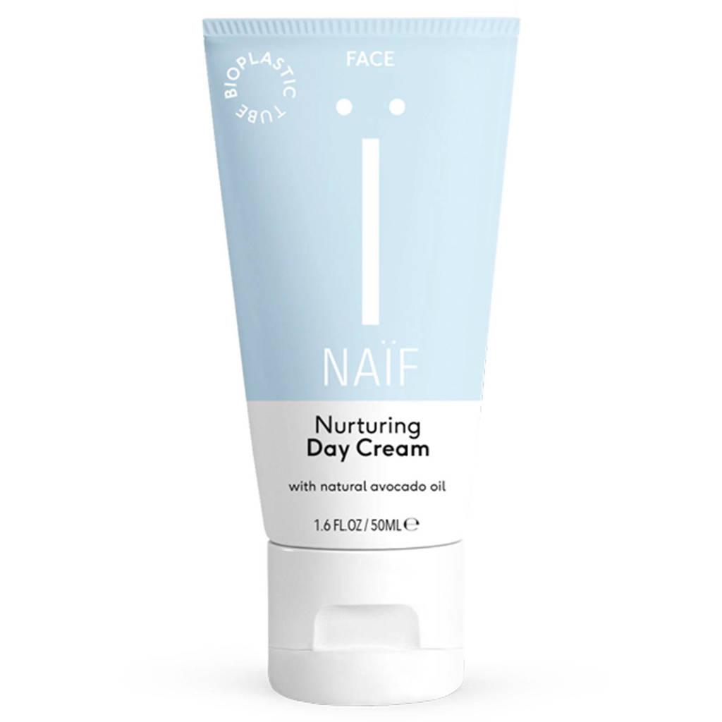 NAÏF Nurturing Day Cream - 50ml