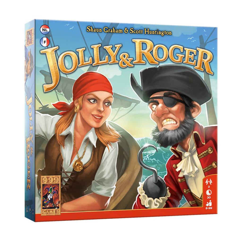 999 Games Jolly & Roger kaartspel