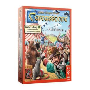Carcassonne Het Circus uitbreidingsspel
