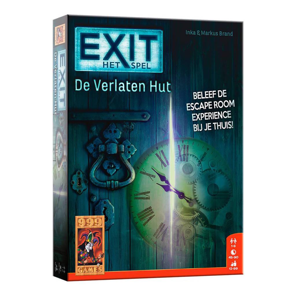 999 Games EXIT De verlaten hut denkspel