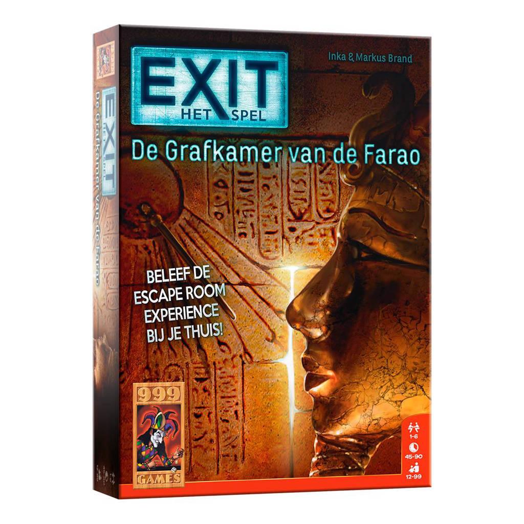 999 Games EXIT De grafkamer van de Farao denkspel