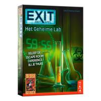 999 Games EXIT het geheime lab denkspel