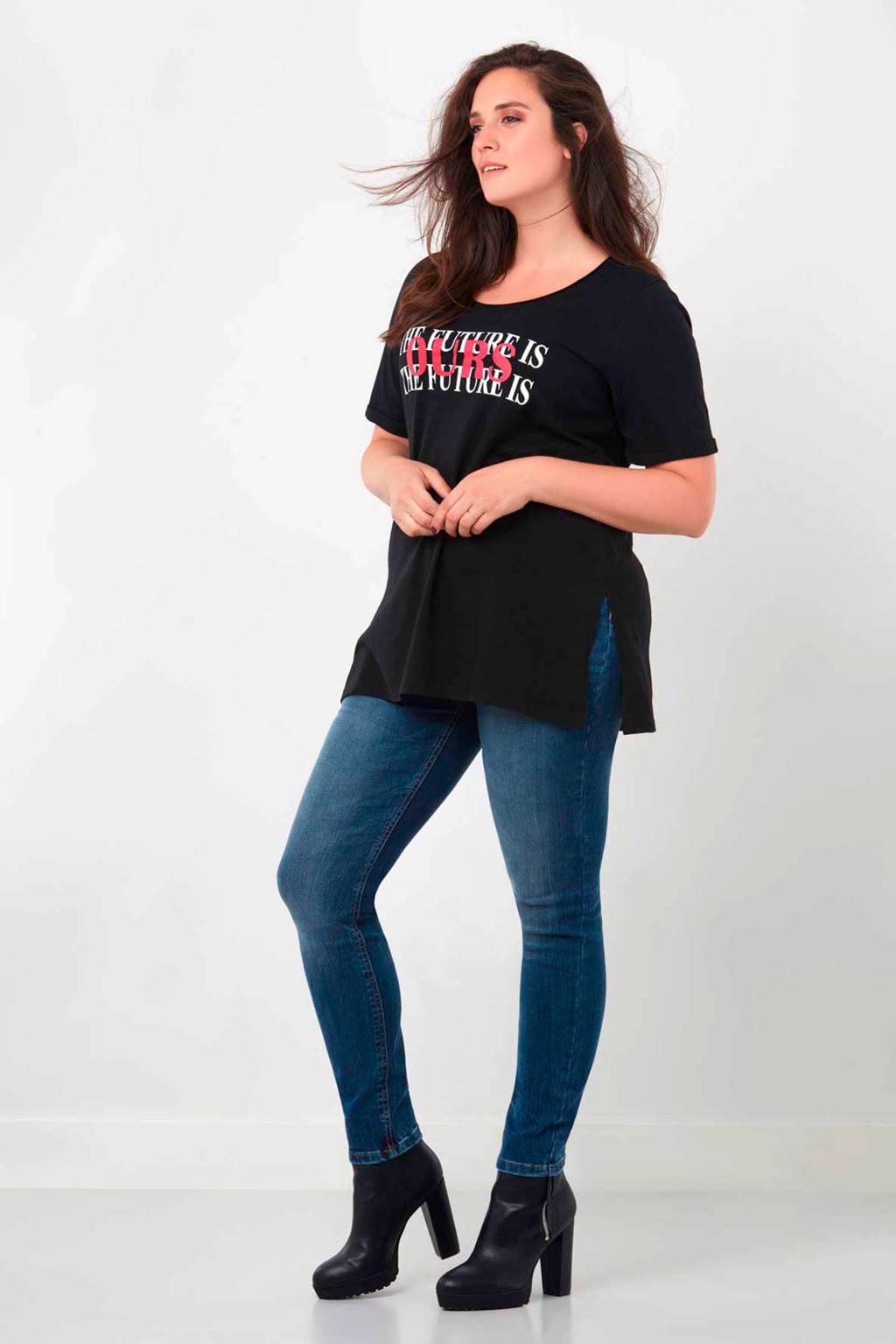MS Mode T-shirt, Zwart
