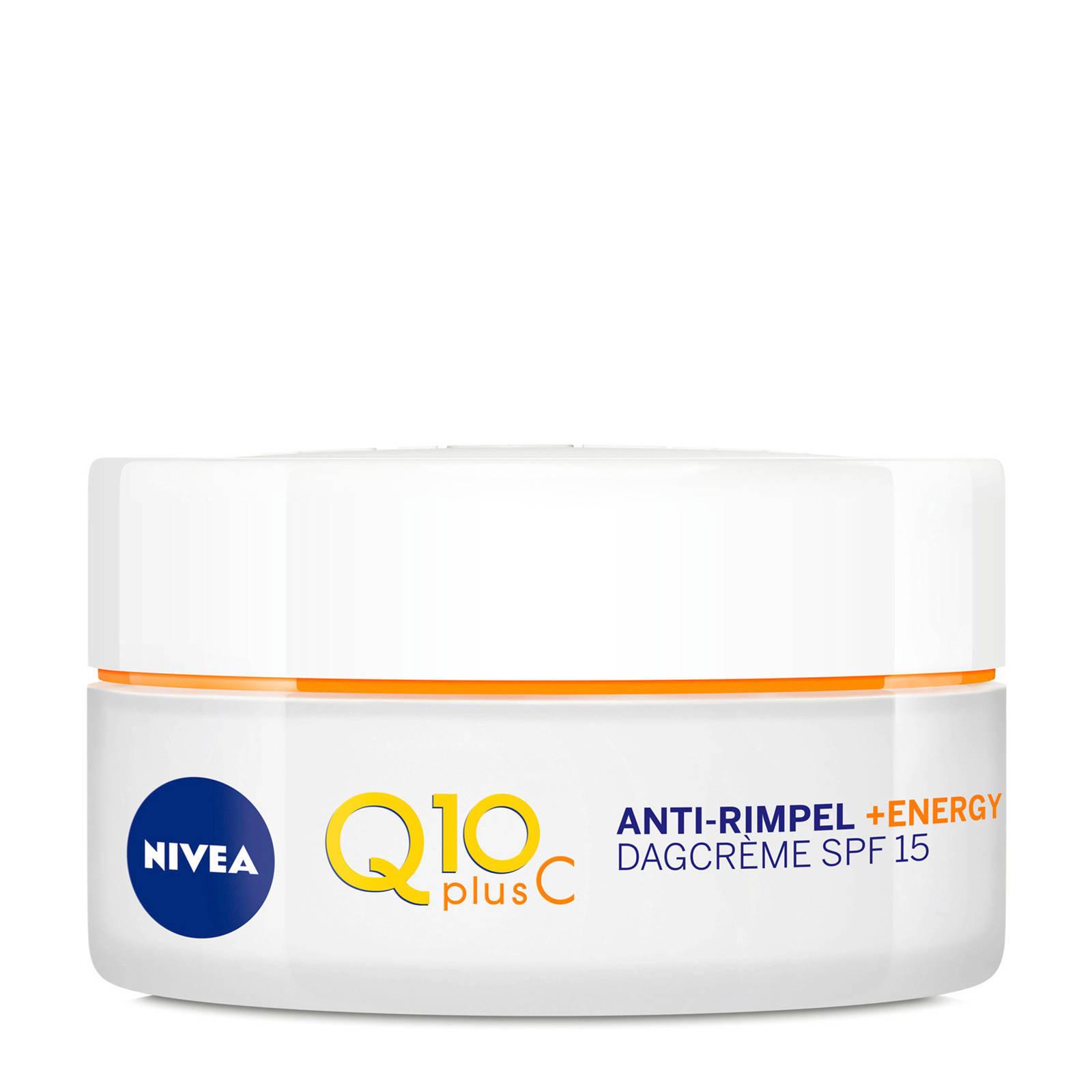 NIVEA Q10plusC Anti-Rimpel +Energy Dagcrème - 50ml