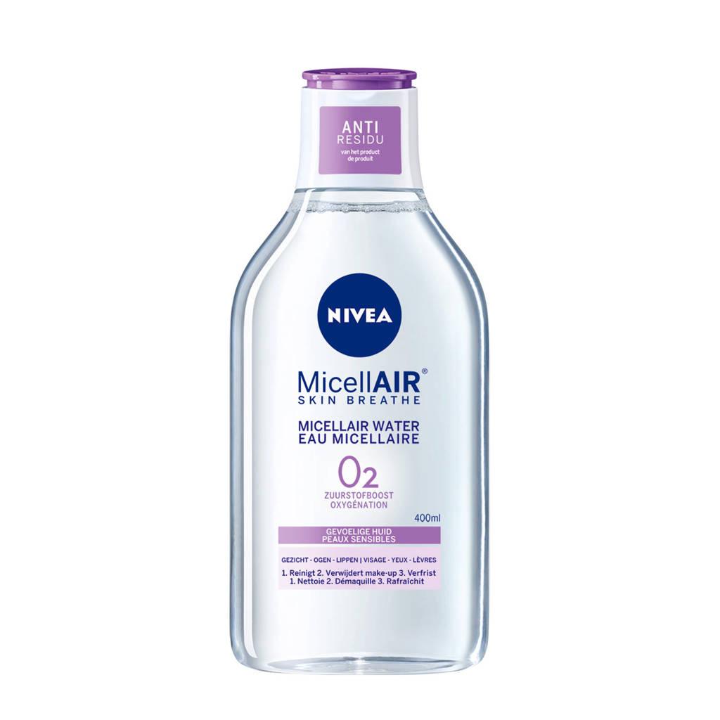NIVEA Essentials Sensitive & Verzorgend Micellair Water - 400 ml