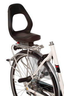 Junior fietsstoeltje achter black