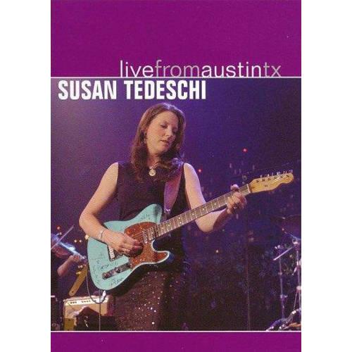 Susan Tedeschi - Live from Austin Texas (DVD) kopen