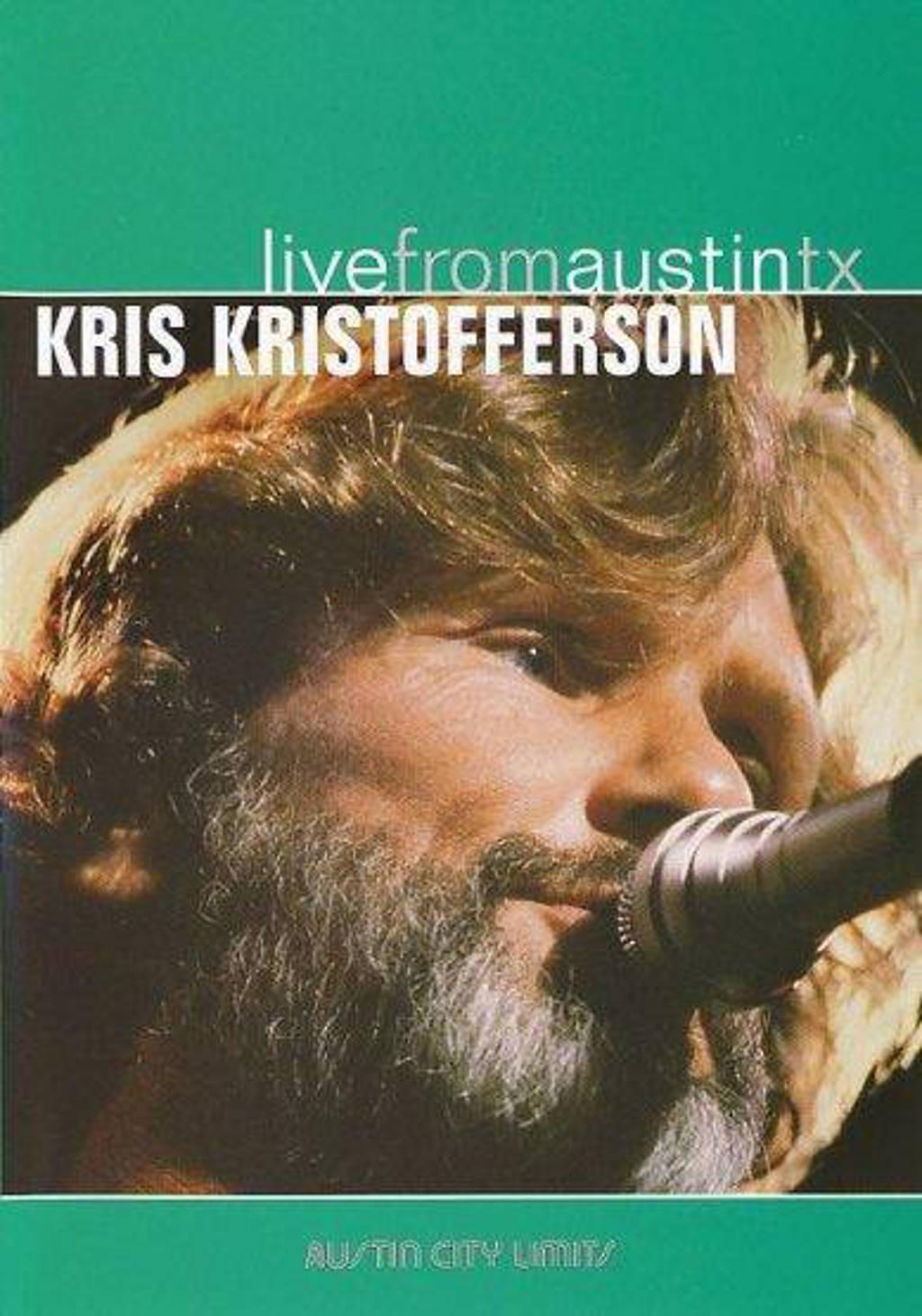 Kris Kristofferson - Live from Austin Texas (DVD)
