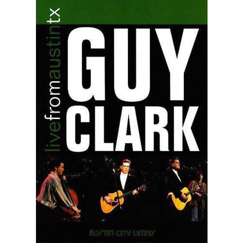Guy Clark - Live from Austin Texas (DVD) kopen