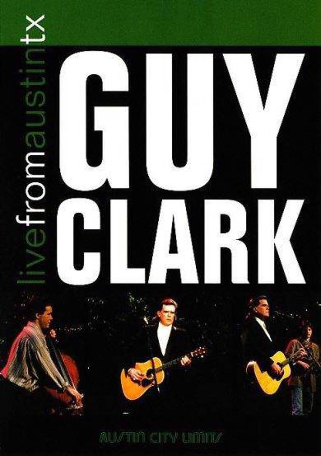 Guy Clark - Live from Austin Texas (DVD)