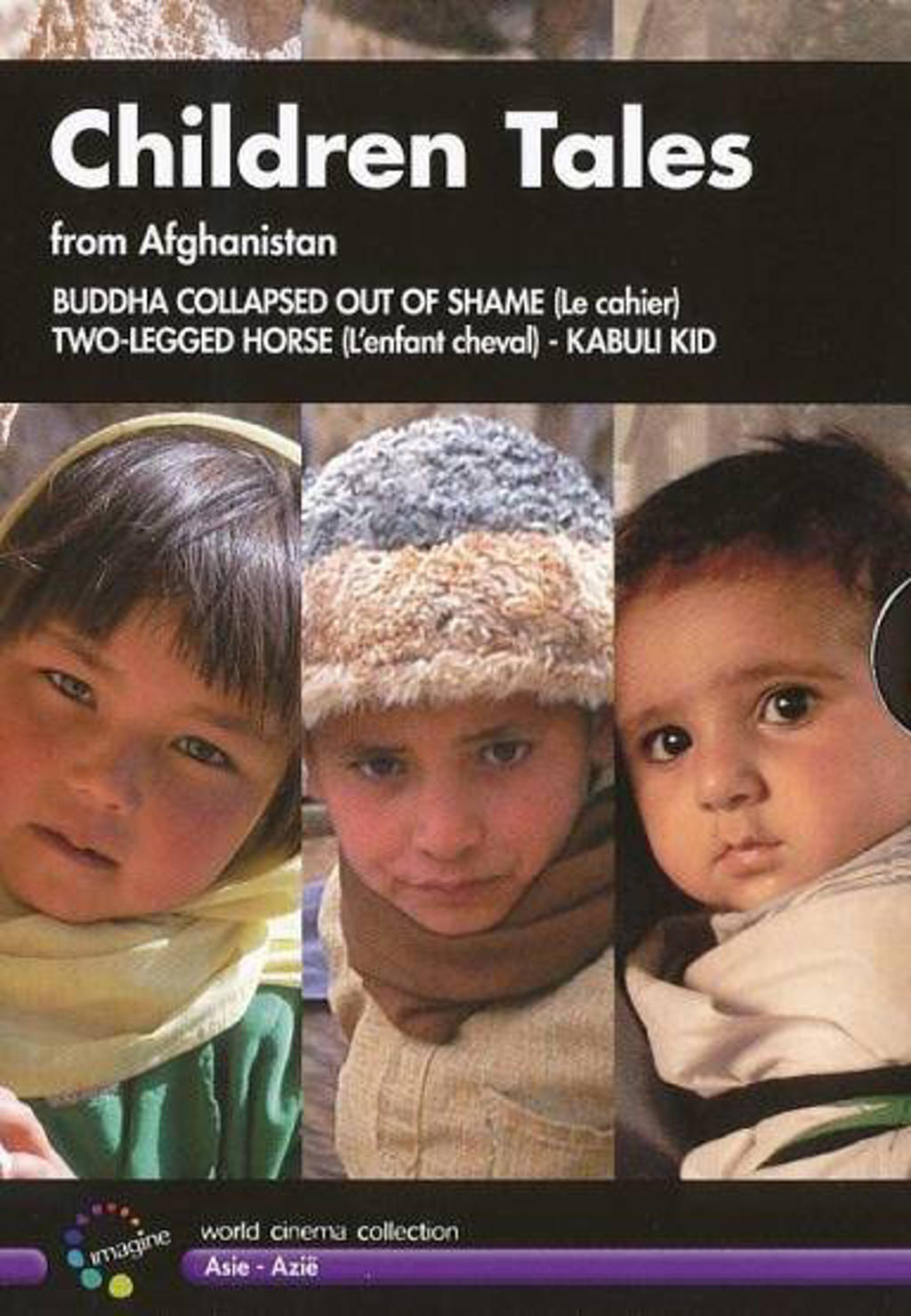 Children tales from Afghanistan (DVD)