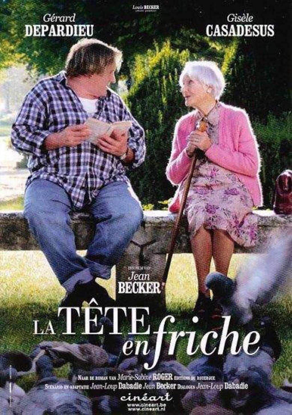 La tete en friche (DVD)