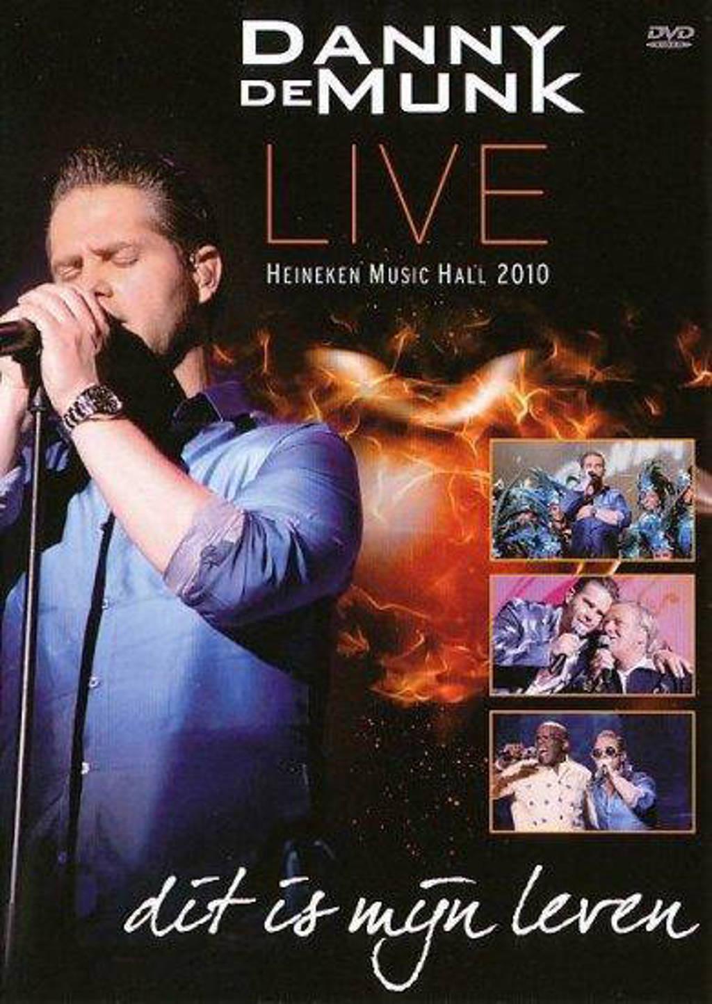 Danny De Munk - Dit Is Mijn Leven Live 2010 (DVD)