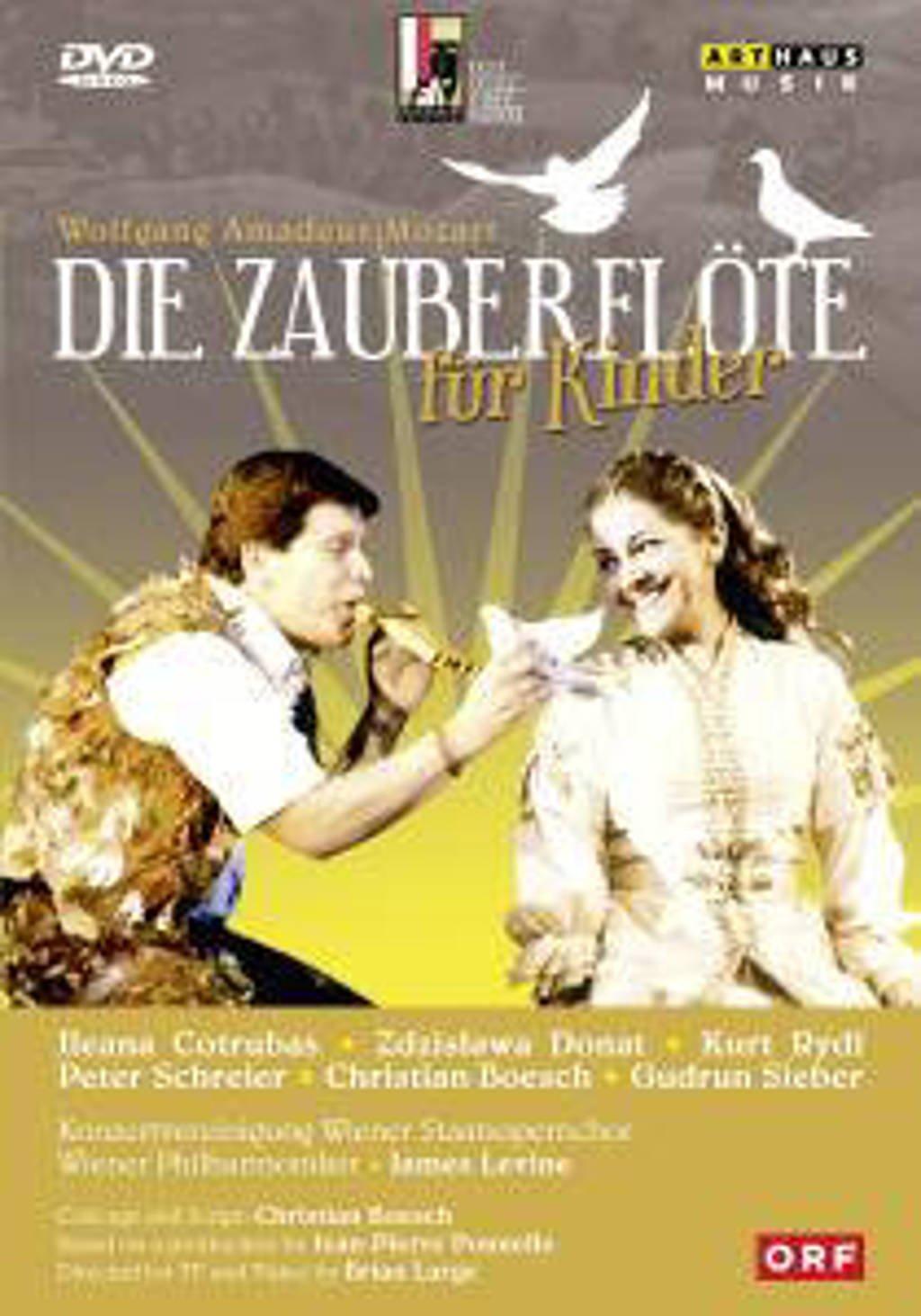 Rydl,Schreier,Donat,Cotrubas,Moser - Die Zauberflote Fur Kinder Salzburg (DVD)