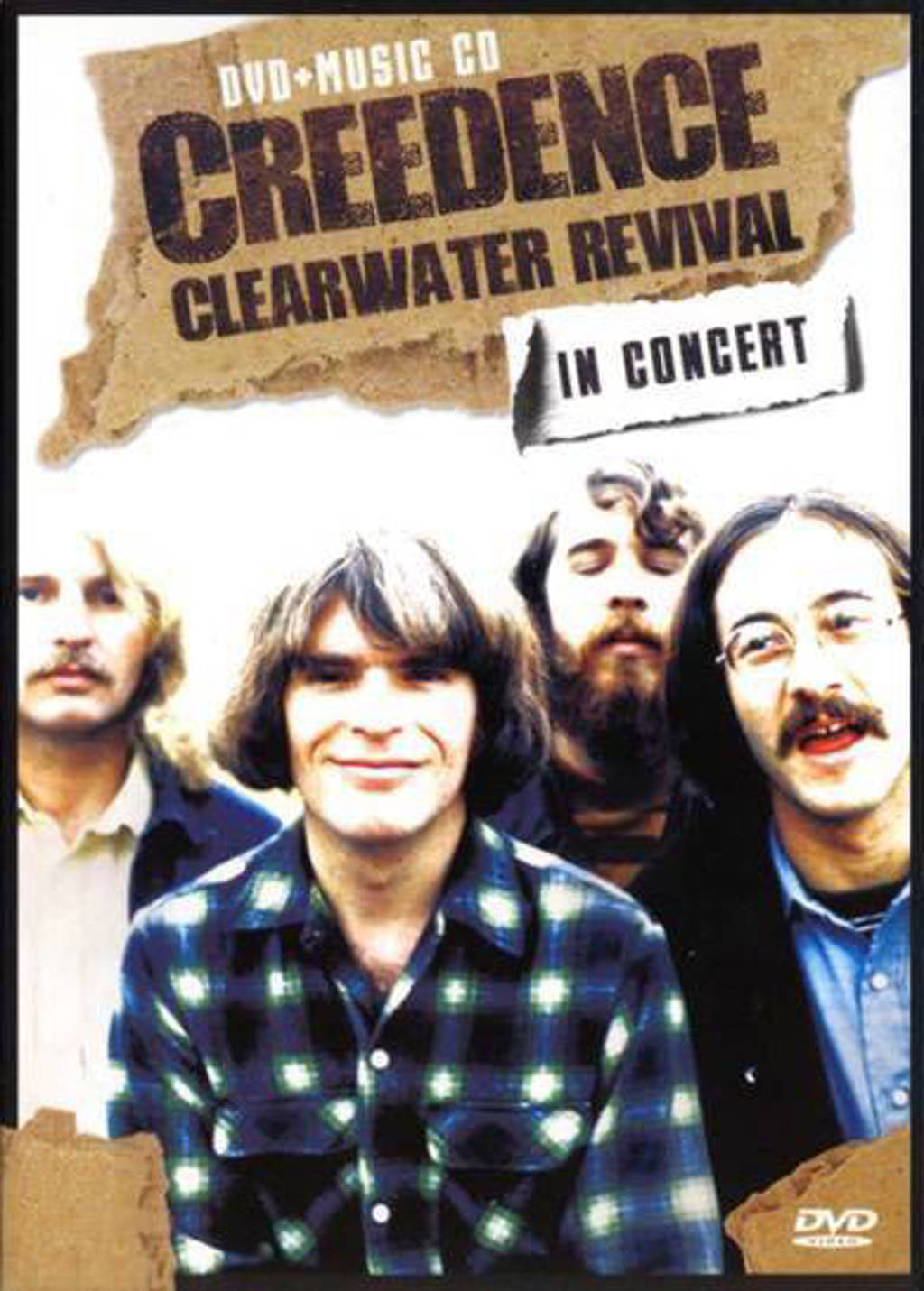 Creedence clearwater revival - In concert (DVD)