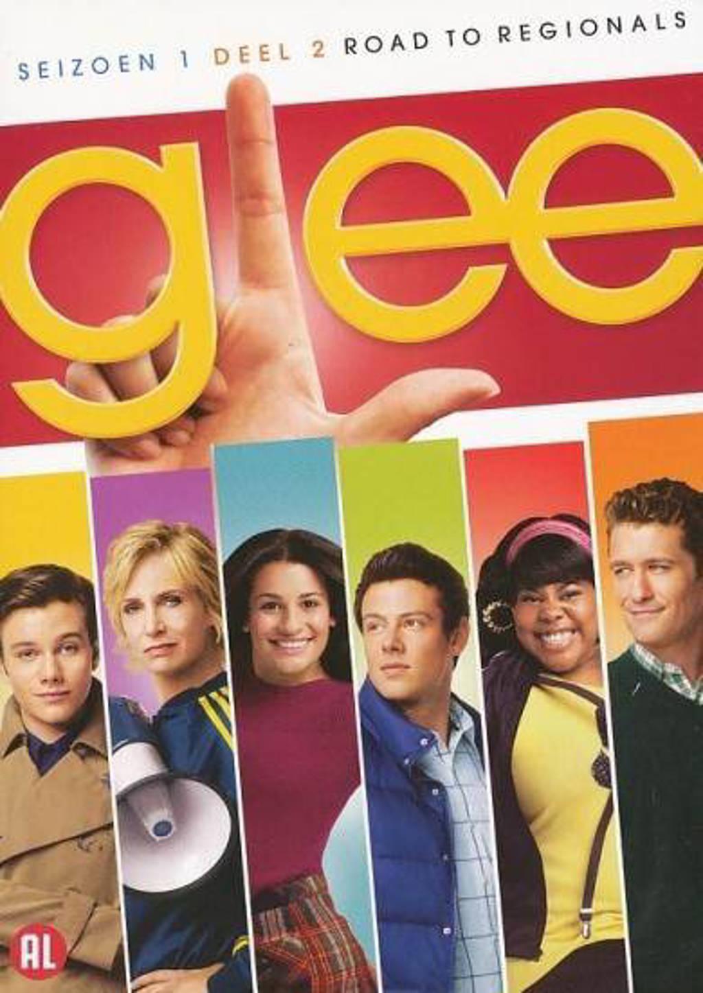 Glee - Seizoen 1 deel 2 (DVD)