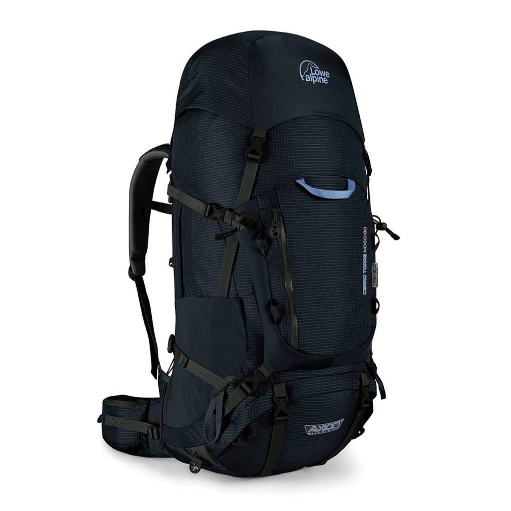 Lowe Alpine  Cerro Torre ND backpack 60 + 20 liter