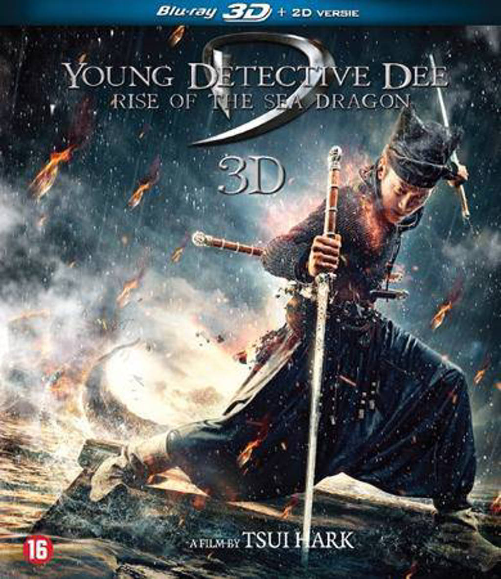 Young detective dee (3D) (Blu-ray)