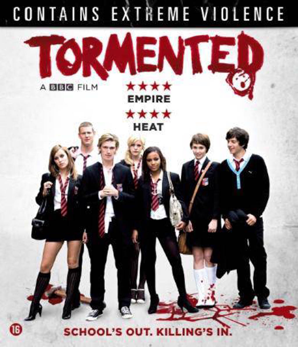 Tormented (Blu-ray)